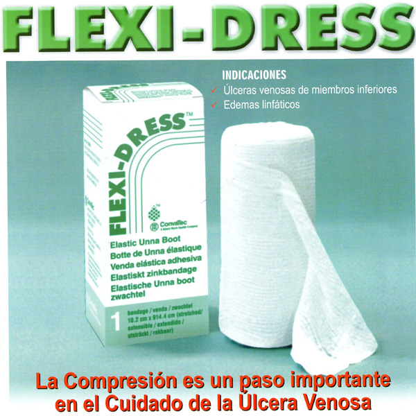Flexi-Dress Venda Elastica Adhesiva (COD - 3970)