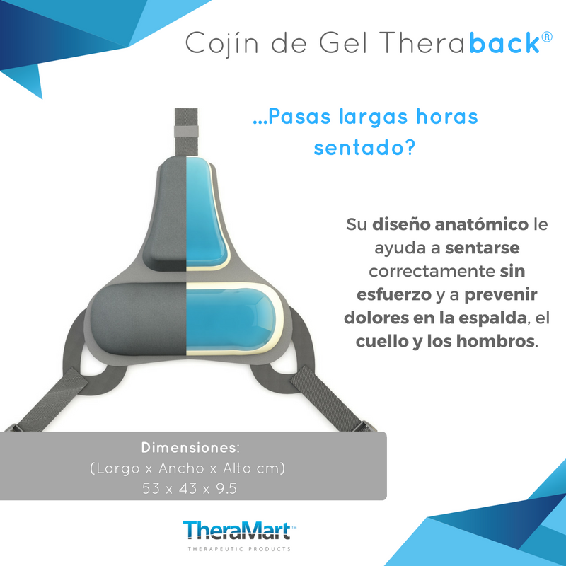 Cojin de Gel Theraback TM325 (COD.5131)